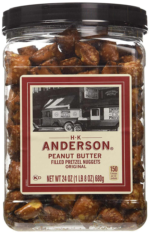 Costco Peanut Butter Pretzel Nuggets