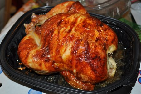 The Costco Rotisserie Chicken story: not quite paleo; but it's a heck of a lot healthier than red meat