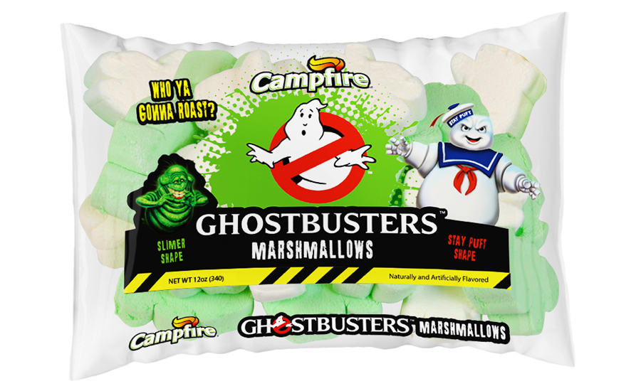 Bag of Ghostbusters Marshmallows