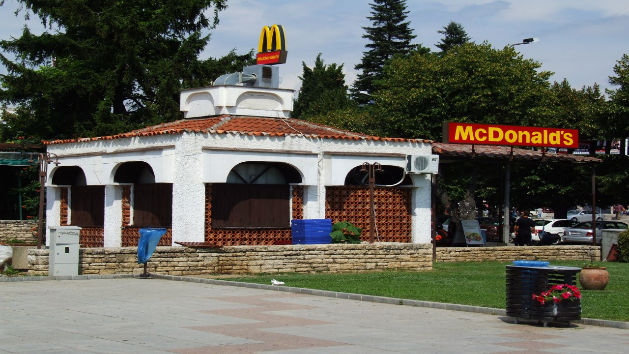 McDonalds Fails Macedonia