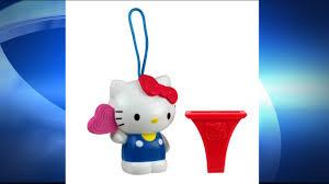 McD Hello Kitty Whistles