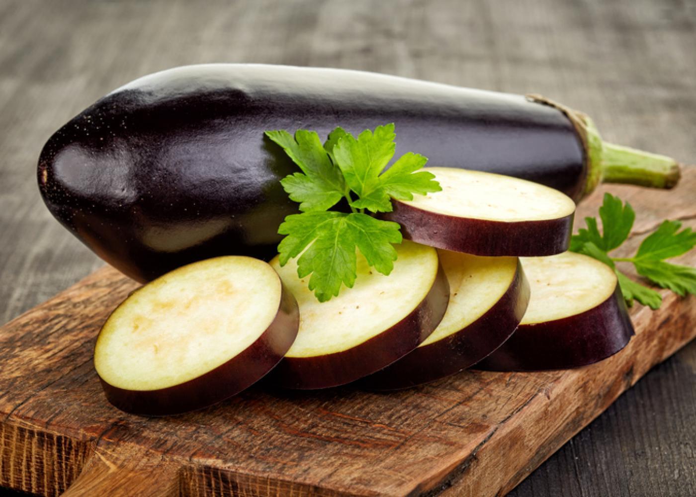 New eggplant
