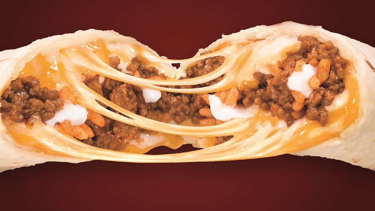 Taco Bell_Taste cheesy goodness of Cheesy Beefy Melt_photo Cropped