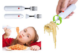 Spaghetti Twirling Fork