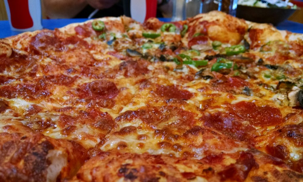 Top 10 Largest Pizzas Ever Made