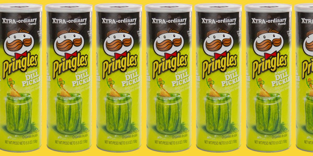 20 Pringles Chips Flavors You Won't Believe Exist