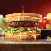 Friendlys grilled cheese burger melt