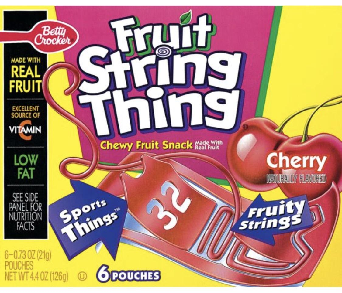 Top 10 BEST Lunchbox Snacks of the '90s (Part 2)