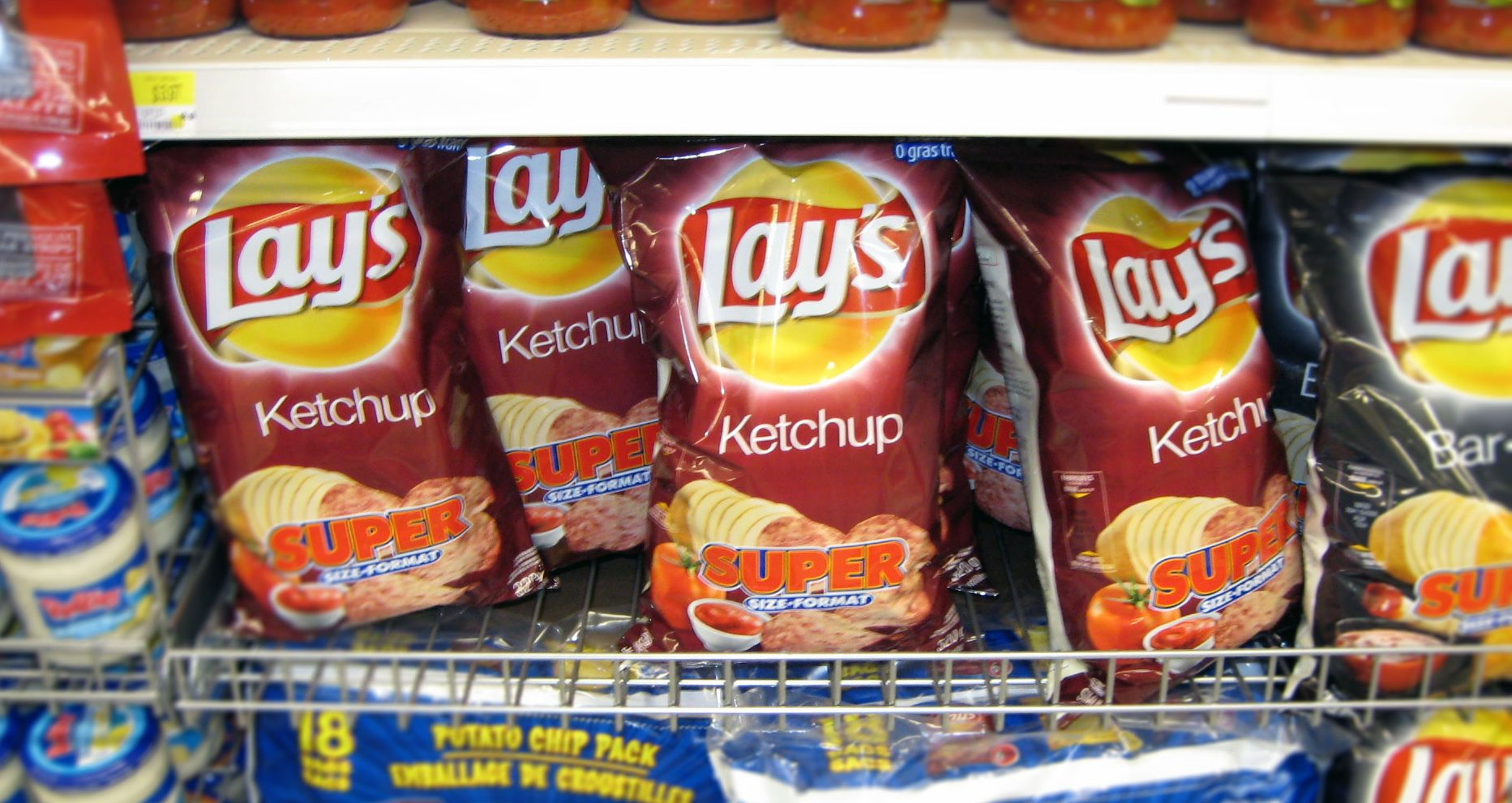 10 Chip Flavors America Wished They Had