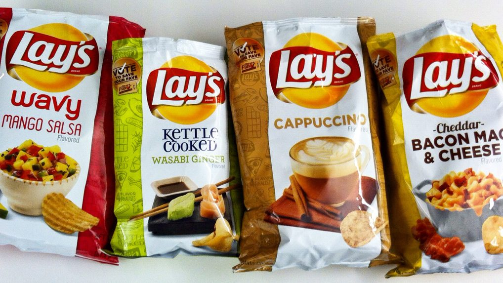 33 Lays Chips Flavors You Won't Believe Exist