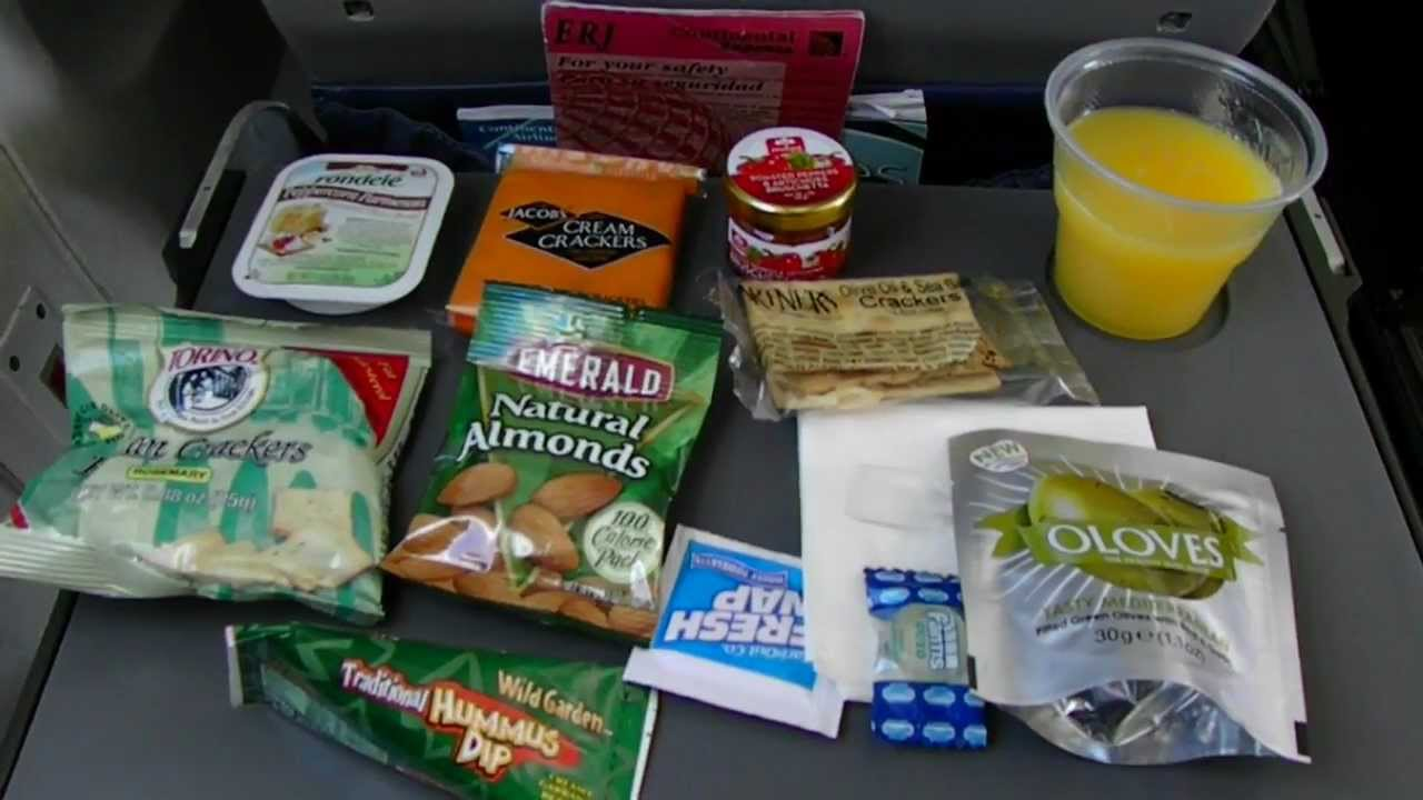 Ask for more airline snacks