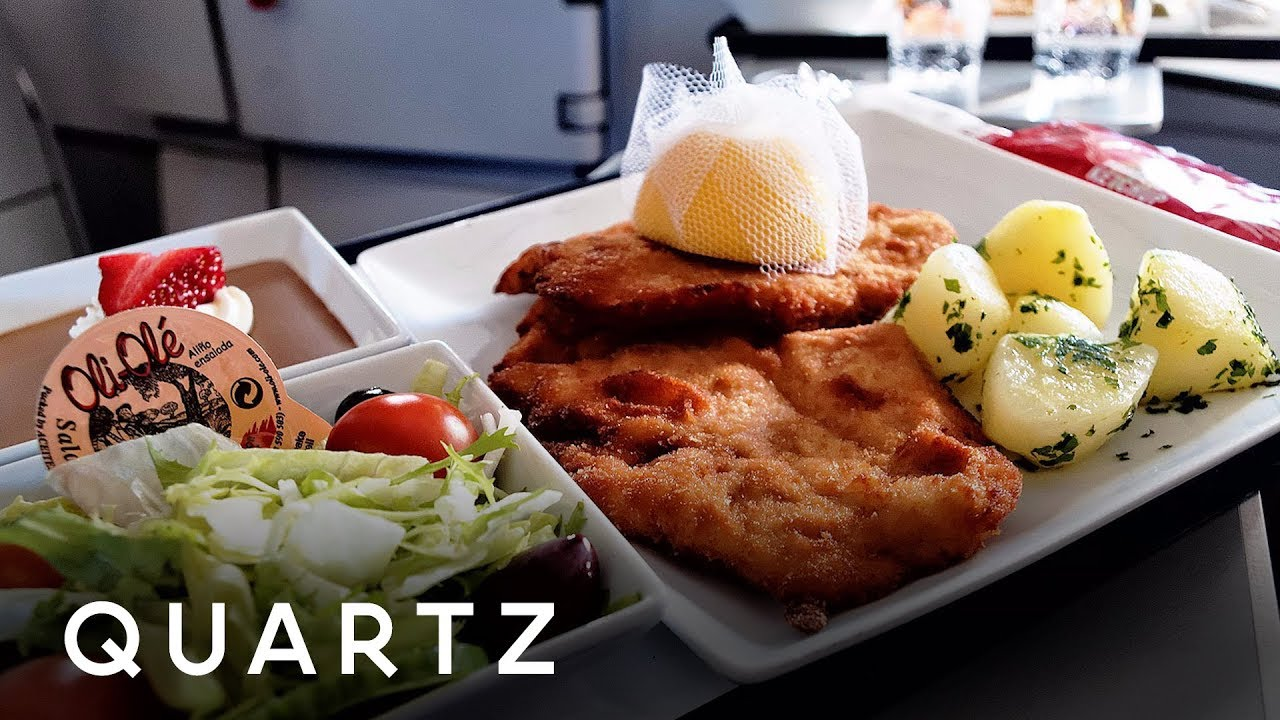 There is tasty airline food?
