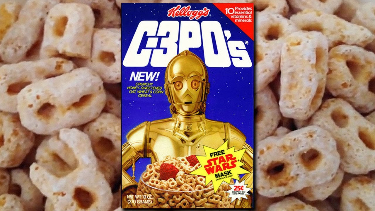 C3PO's Cereal