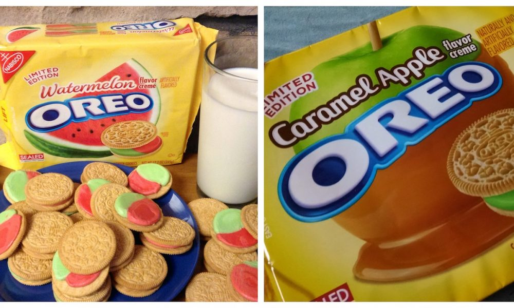 10 Oreo Flavors You Never Knew Existed