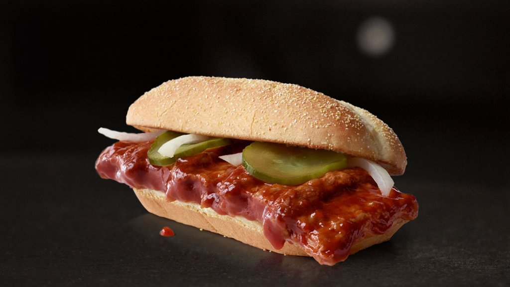 10 Things You Didn't Know About McDonald's McRib