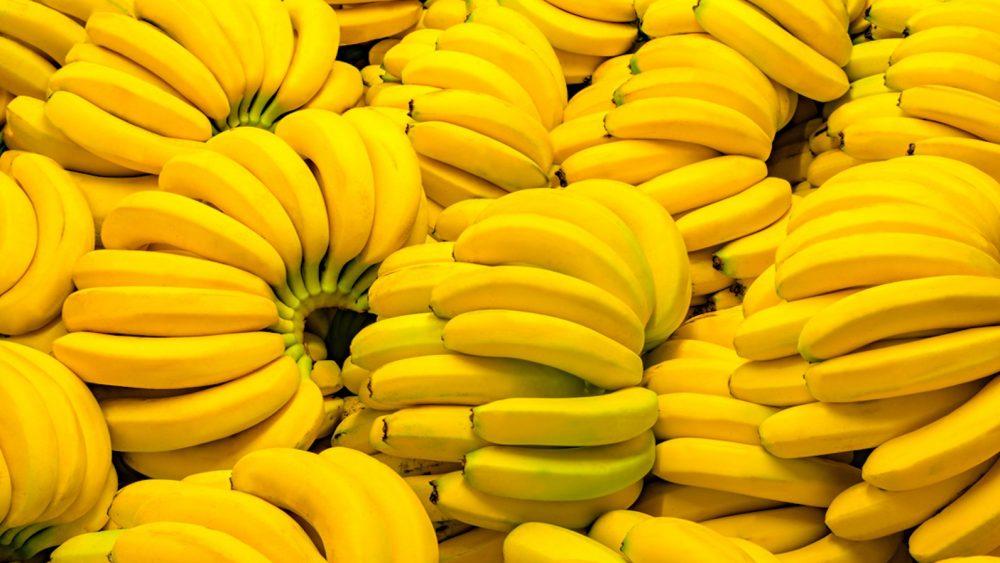 Ripe and Unripe Bananas