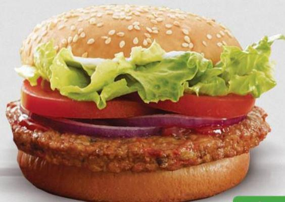 10 Burger King Secret Menu Items That Make Restaurants Jealous - Veggie Whopper