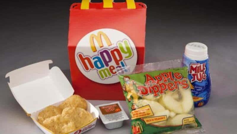 10 Ways McDonald's Became More Healthy