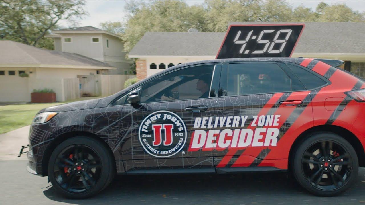 2- Speedy Delivery
