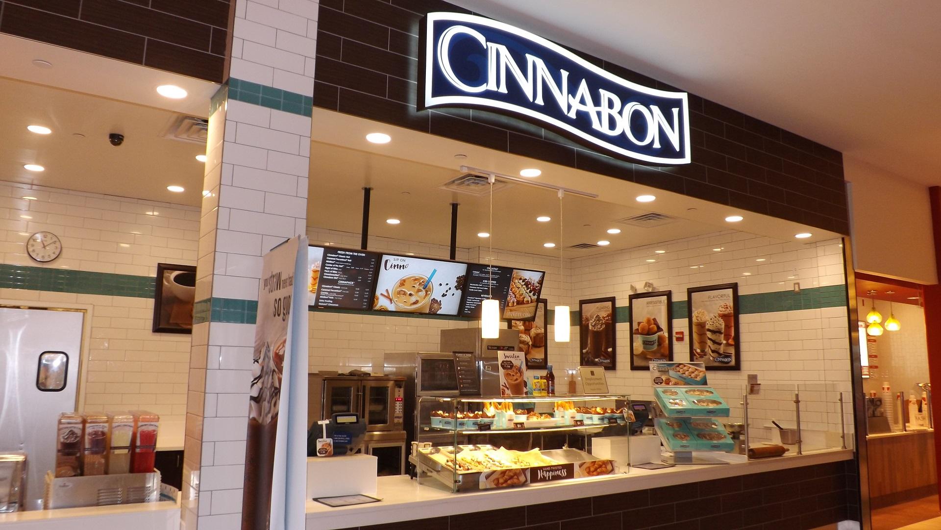 Cinnabon aroma