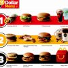 Dollar Menu at McDonald's