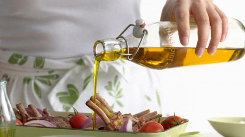 Olive oil antioxidant