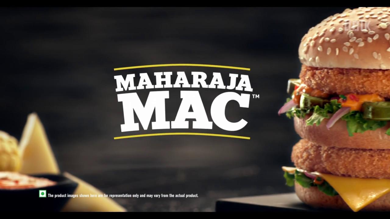Big Mac Facts- Maharaja