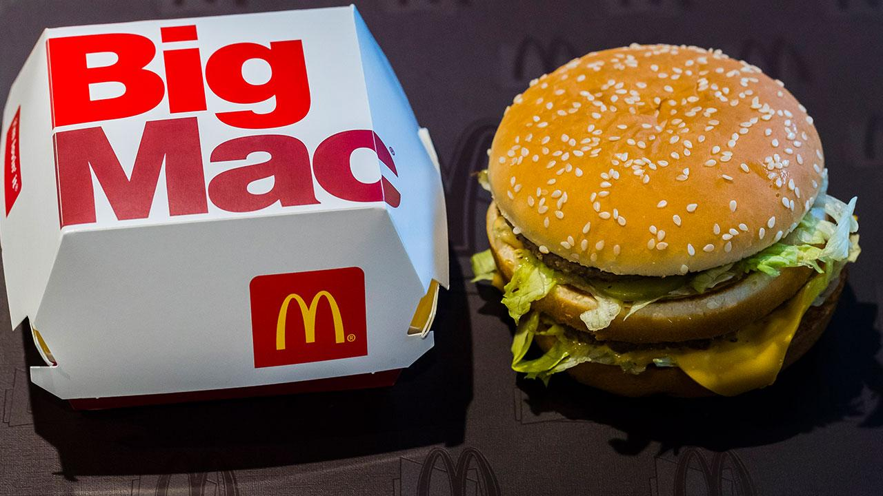 Big Mac Facts- Name
