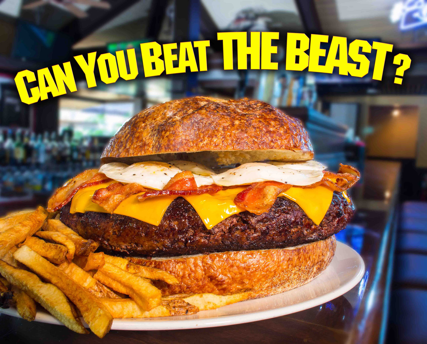 Bokampers Sports Bar and Grill – The Beast