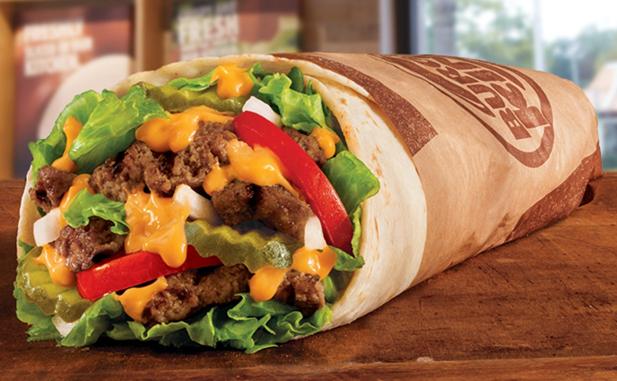 Burger King's Whopperito