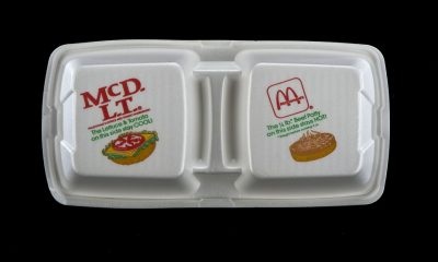 McDonald's McDLT Double Clam Shell