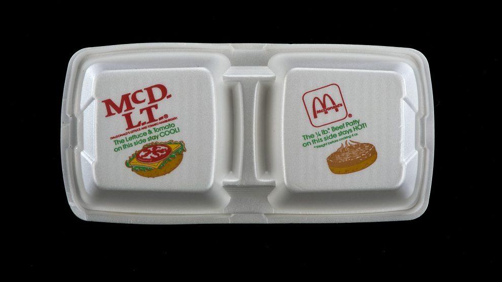 McD LT Double Clam Shell