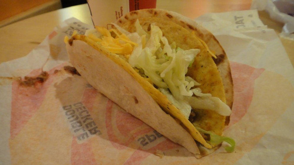 10 Tacos & Burritos That Will Make You Run To Taco Bell