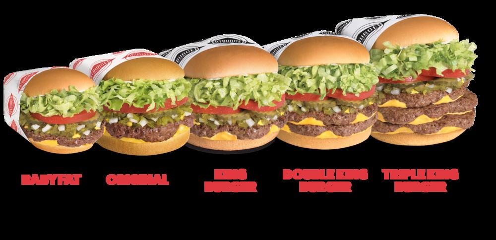 Fatburger's XXXL Burger