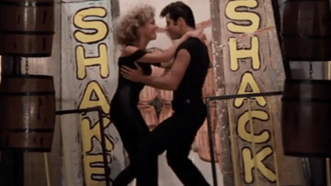 Grease-Shake Cropped