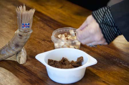 hákarl - Fermented Shark - 10 Street Foods That Would Scare American Tourists
