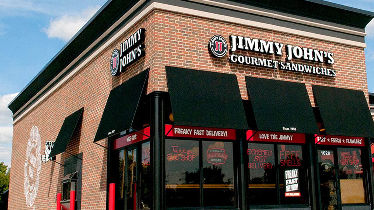 Jimmy Johns Restaurant View