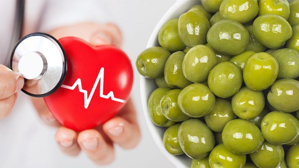 Olive oil Heart