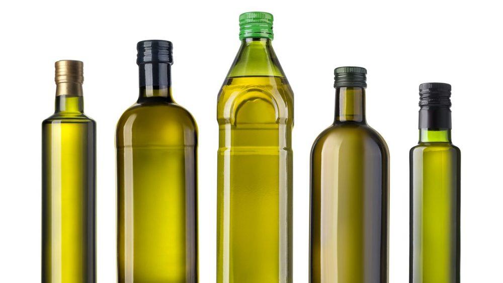 Olive oil types