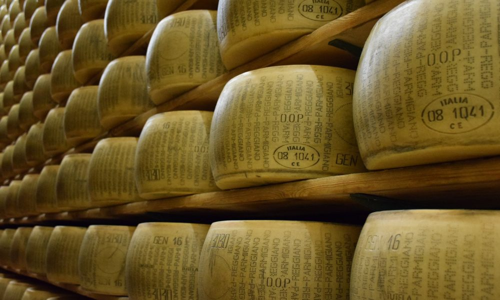 Top 10 Untold Truths of Parmesan Cheese