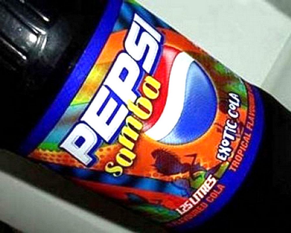 Pepsi Samba