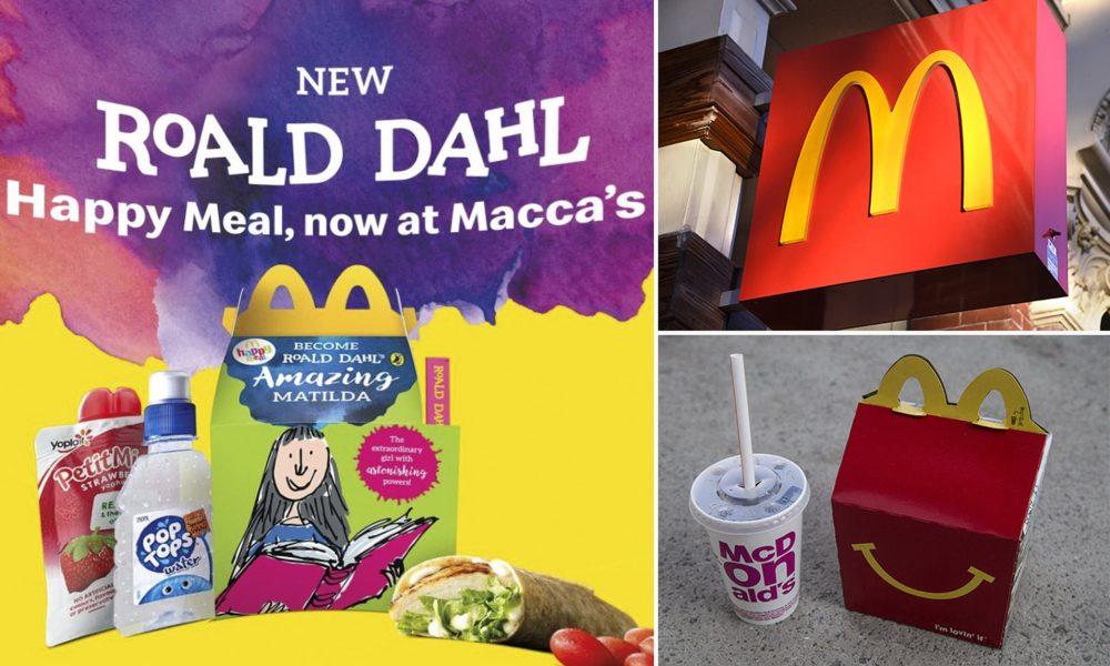 Roald Dahl Happy Meal