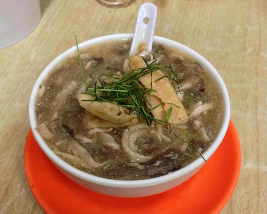 SNAKE SOUP - 10 Street Foods That Would Scare American Tourists