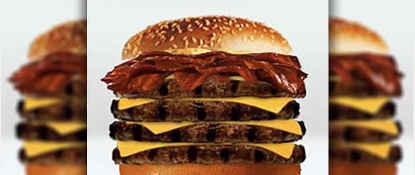 Burger King Suicide Burger - Burger King Secret menu