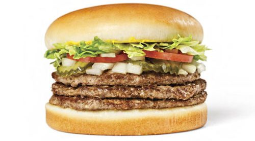 Whataburger Triple Meat