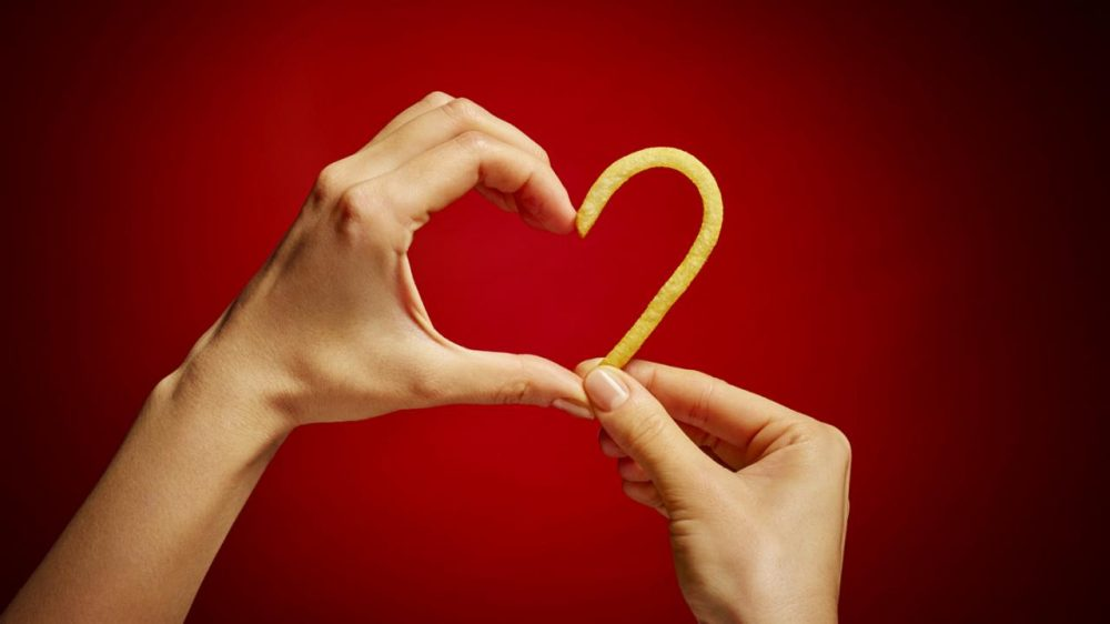 McDonald's Valentines Day promotion