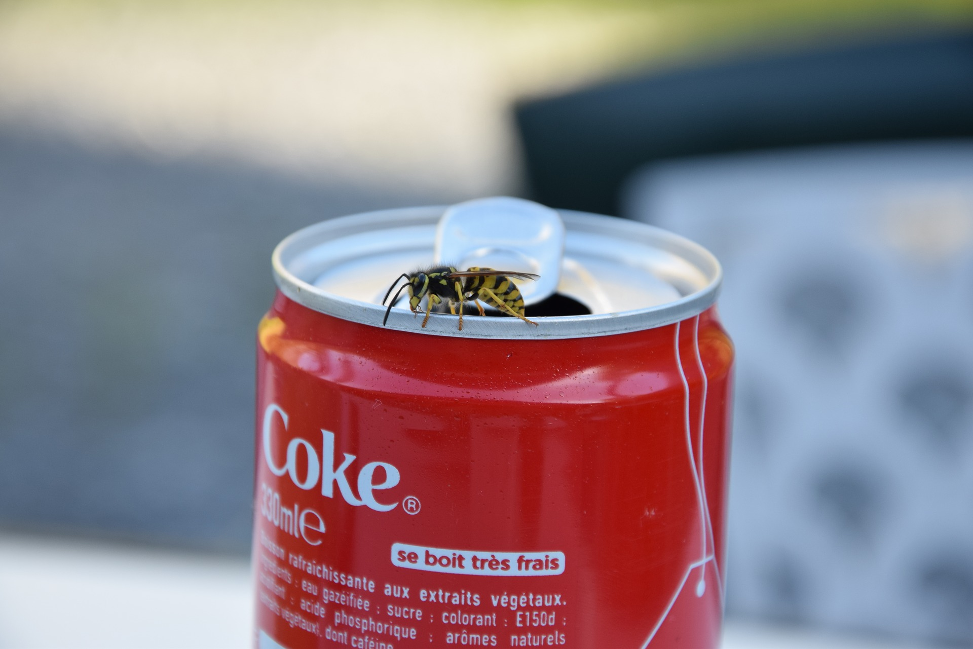 Coca Cola as a pain reliever