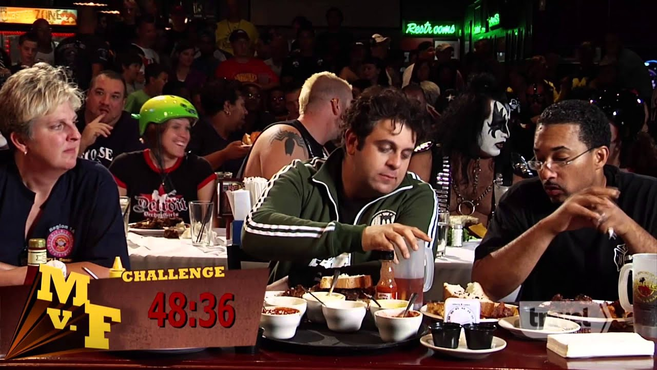 burger challenge man v food