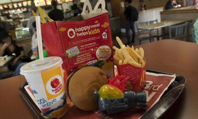 cheeseburger happy meal