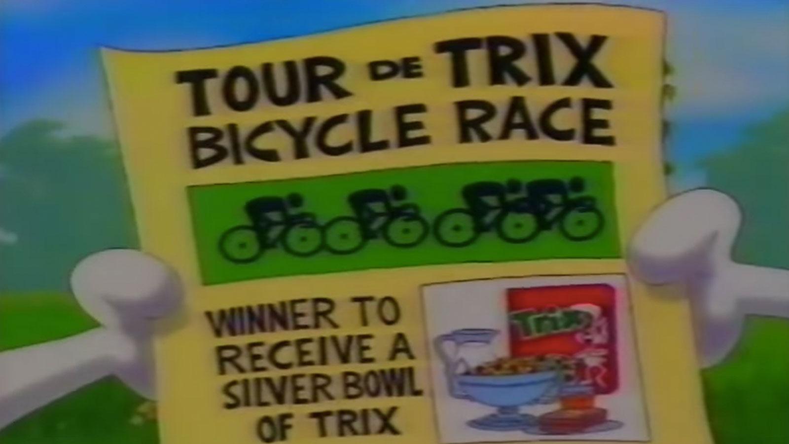 The Tour De Trix Contest